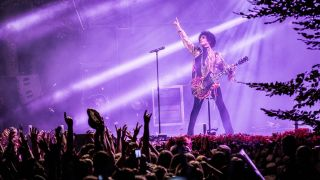 Prince: a peerless live performer.