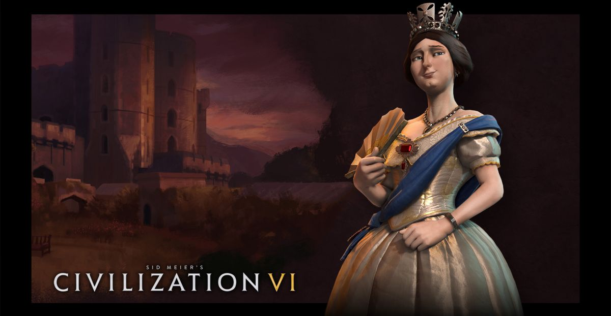Civilization 6 spring update will make England strong again