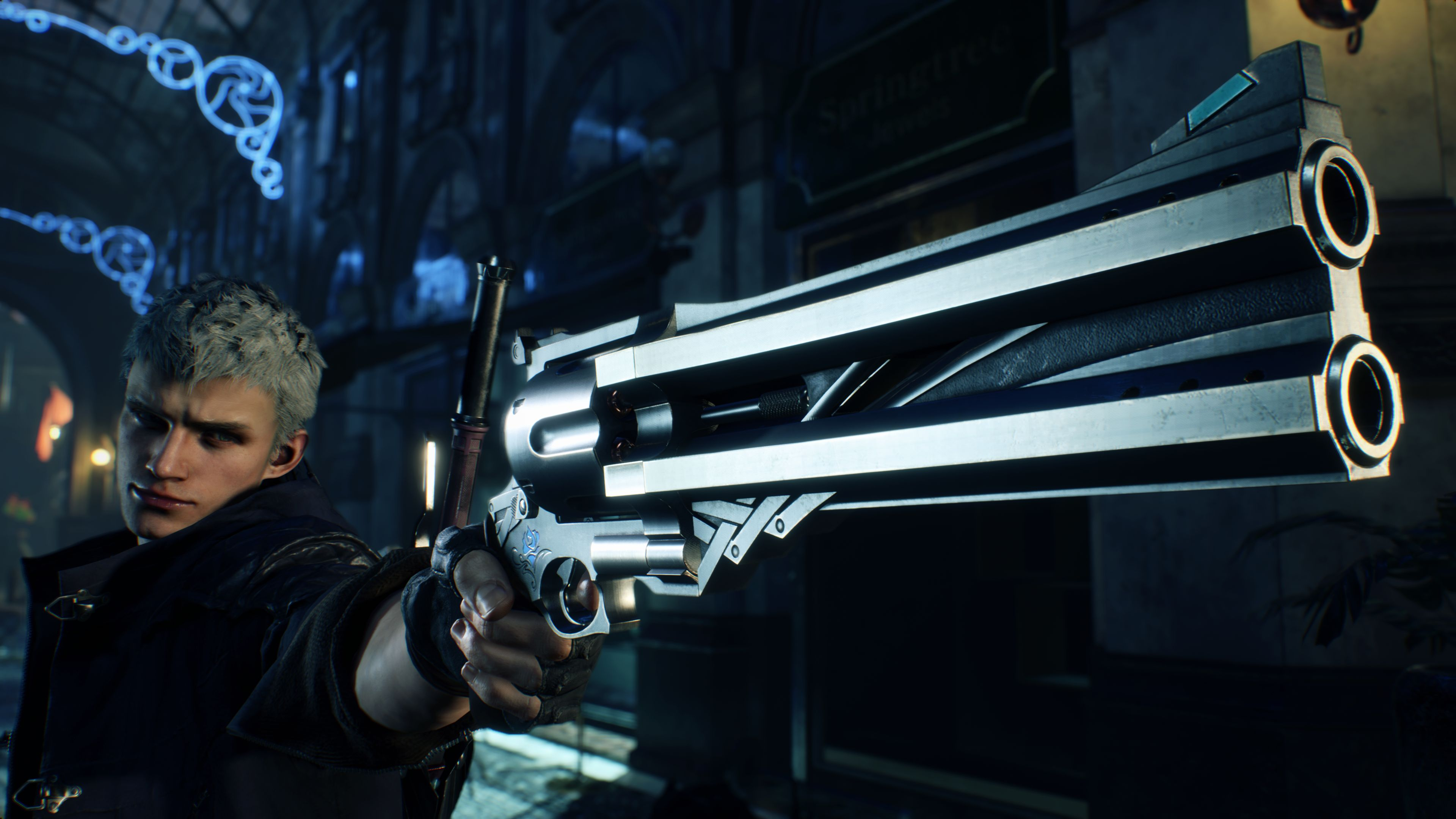 Devil May Cry 5 Review Pc Gamer