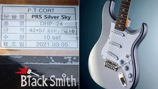 Is PRS making an SE Silver Sky?
