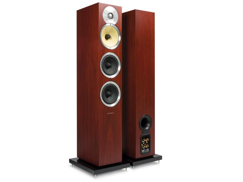 Bowers And Wilkins CM TechRadar - Abt speakers