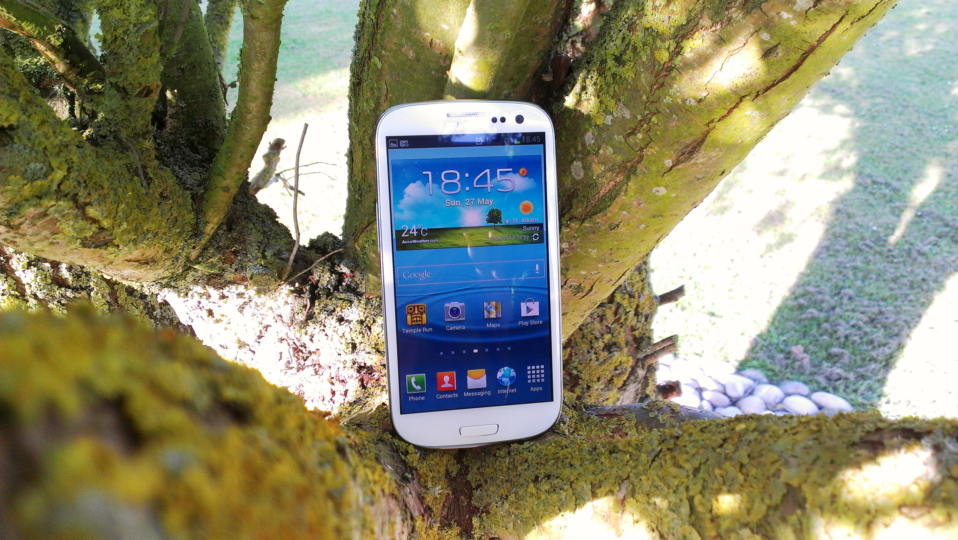Samsung Galaxy S3 Interface And Performance Techradar
