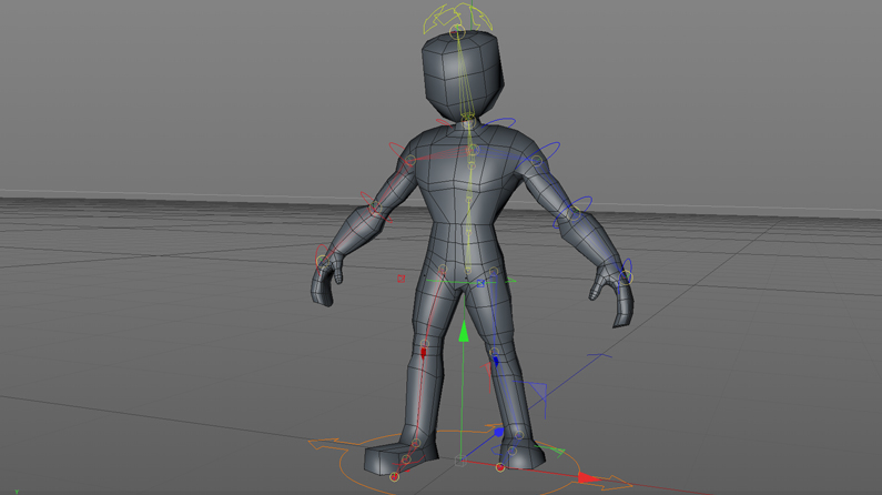 How to rig a biped in Cinema 4D | Creative Bloq
