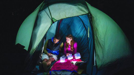 10 best tech gadgets to make your camping trip tech-tacular
