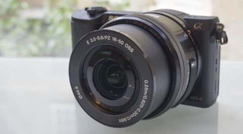 Sony Alpha a5100 review: Page 3 | TechRadar