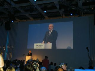 Sony at IFA 2011 let the tablet wars begin