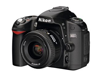 the Nikon D90 is a successor to the company's D80 model