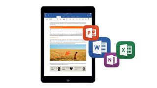 Managing Office files on an iPad