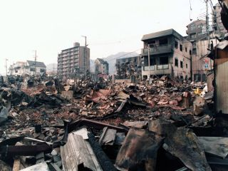 More than 6,000 people died in the 1995 Kobe earthquake