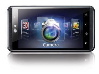 LG Optimus 3D gets an Orange tinge