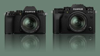 Fujifilm X-S10 vs X-T4