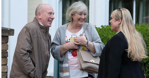 Ted Murray, Christopher Timothy, EastEnders