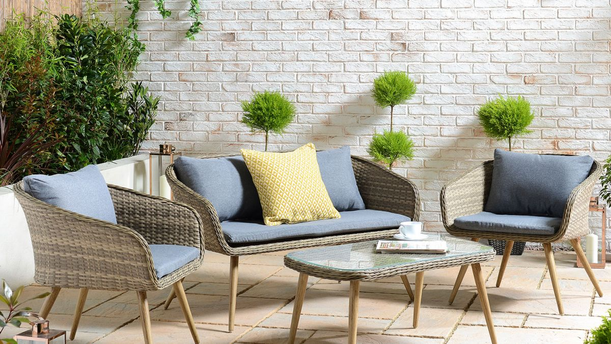 The Range garden furniture sale is ON! And here are the ...