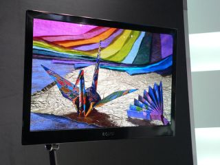 Panasonic is looking to produce large OLED TVs in the next two years