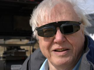 David Attenborough is one advocate of 3D TV, although we're not sure if he'll be glued to the 3D World Cup next month