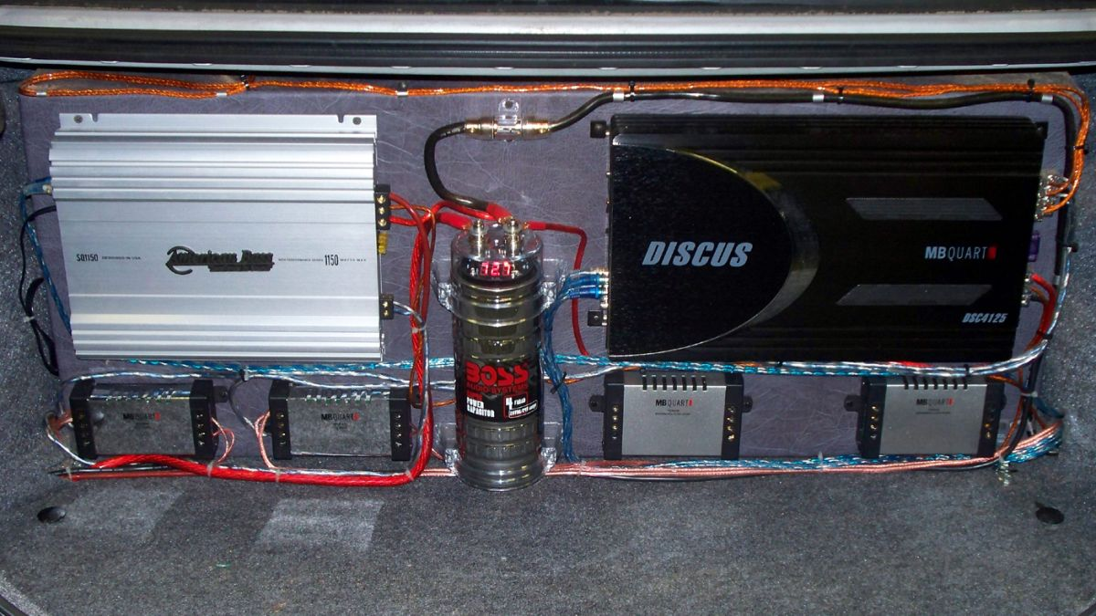 how to upgrade your car 39 s subwoofers amplifiers techradar. Black Bedroom Furniture Sets. Home Design Ideas