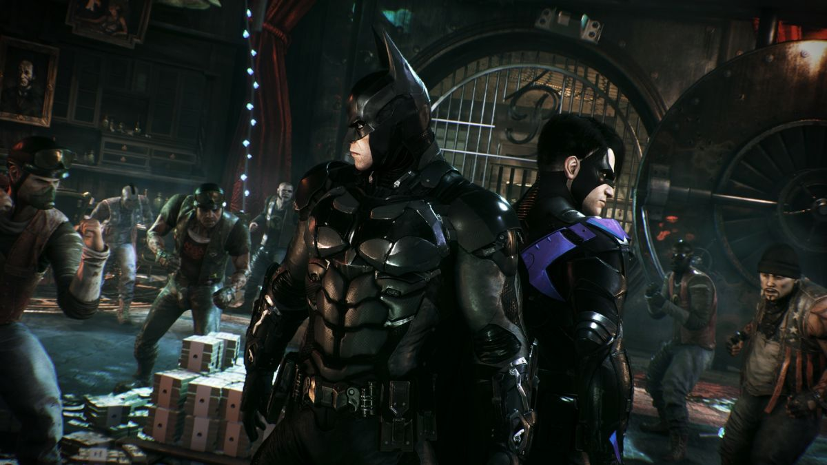 What if Batman: Arkham Knight was all in your head?