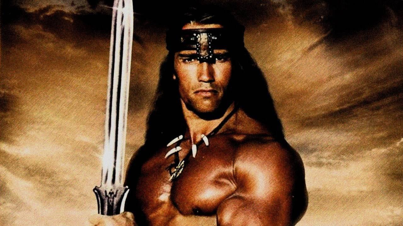 Conan the comeback king new photo