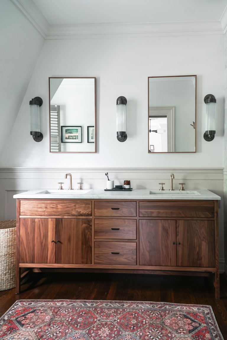 14 Powder Room Ideas Gorgeous Looks That Prove You Can Go Bold In A Small Space Real Homes