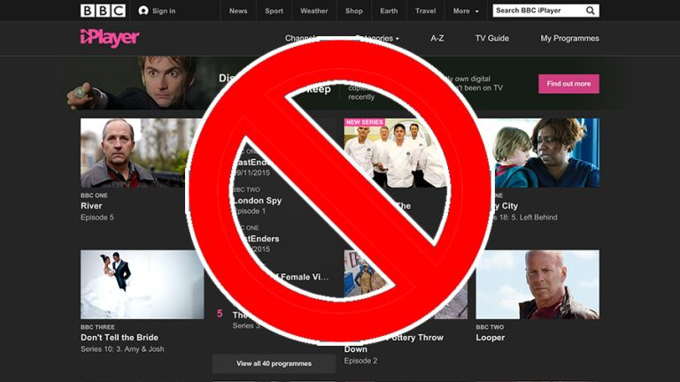 How to get BBC iPlayer in Spain