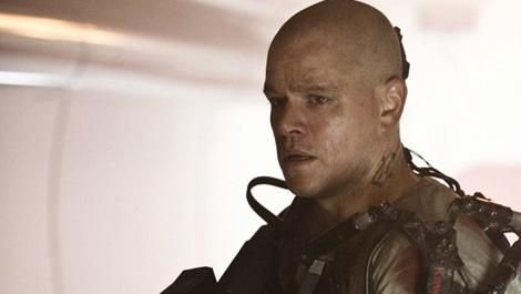 Matt Damon joins Christopher Nolans Interstellar