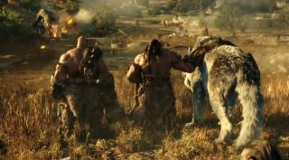Warcraft movie still