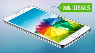 TechRadar Deals: Save £150 on a G900H GALAXY S5 16GB