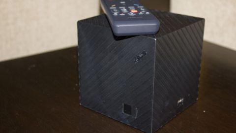 Asus Google TV Qube