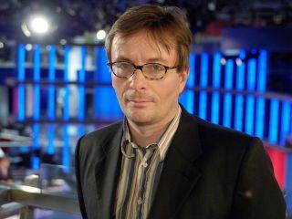 John Ryley - bringing us HD news
