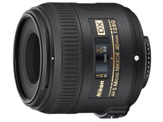 Nikon 40mm lens