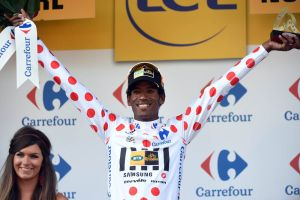 Five riders who made their name at the 2015 Tour de France