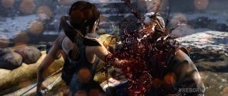 Tomb Raider splat