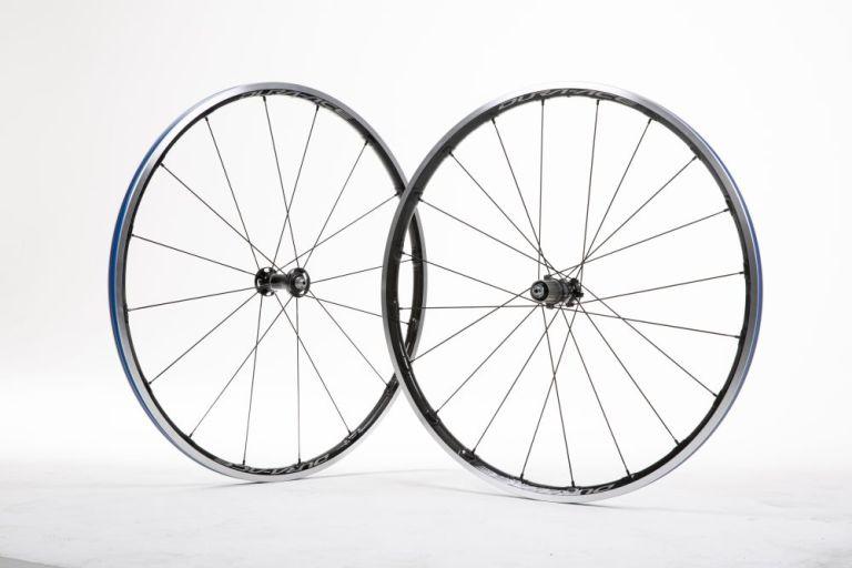 Shimano Dura-Ace C24 wheels