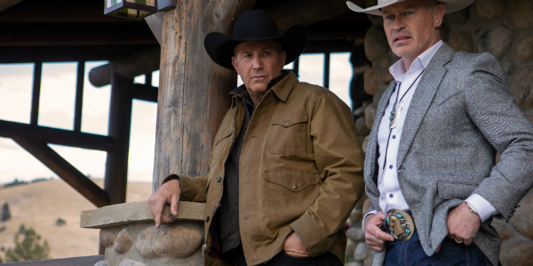 Yellowstone Kevin Costner John Dutton Neal McDonough Malcolm Beck Paramount Network