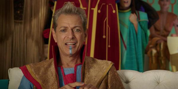 Jeff Goldblum Grandmaster Thor Ragnarok