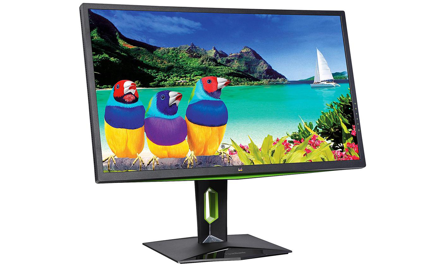ViewSonic XG2703-GS Review: Colorful, and Expensive | Tom's