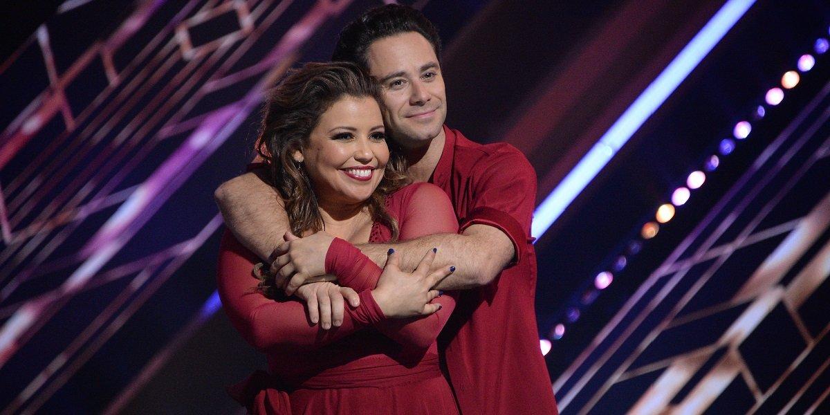 sasha farber justina machado dancing with the stars season 29
