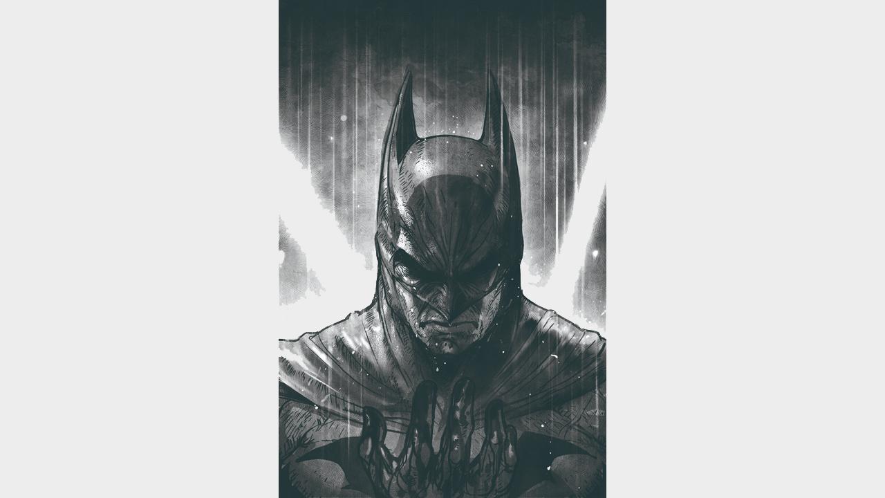 Portada de Batman