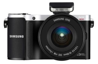 Retro Samsung NX200 RS launch imminent?