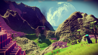 No Man s SKy Bricks