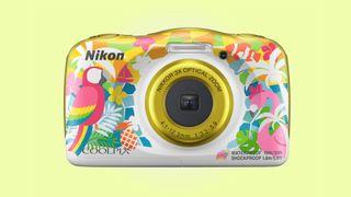 Nikon Coolpix W150.