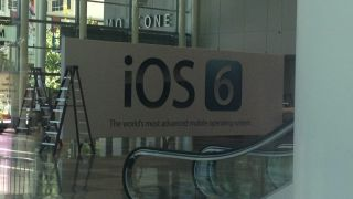 iOS 6 annoucment at WWDC confirmed by photos