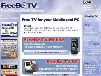 First free mobile and IPTV service launched | TechRadar