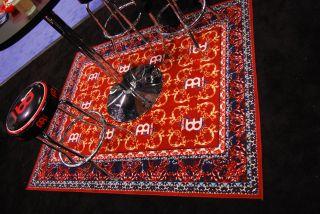 Meinl's Oriental Drum Rug