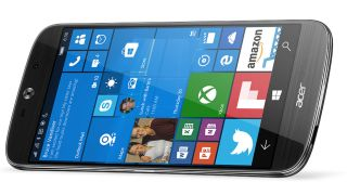 Meet Acer's good looking Windows 10 phone and cut-price Android slate