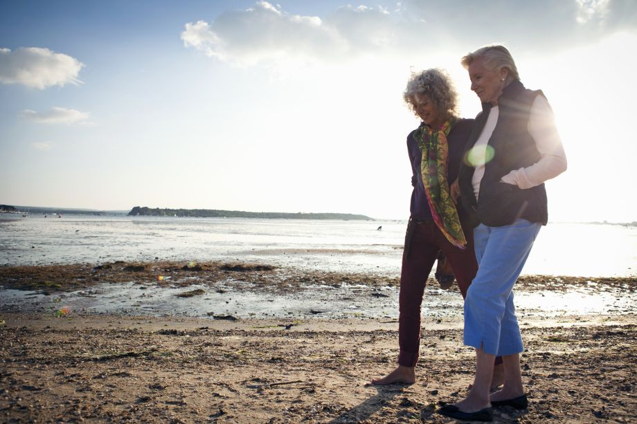 Study claims that slow walking could be a 'sign of faster ageing'