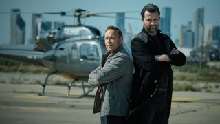 Code 404 Season 2 stars Daniel Mays and Stephen Graham