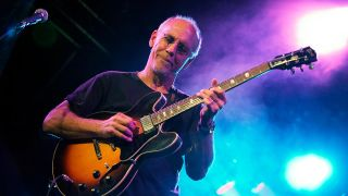 """Oh, yeah, I played on that."" Larry Carlton recalls his favorite sessions with the Crusaders, Joni Mitchell, and Steely Dan."
