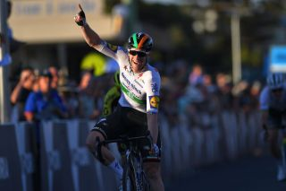 Sam Bennett won the Race Torquay race in Australia