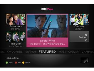 BBC iPlayer lands on Xbox Live from today